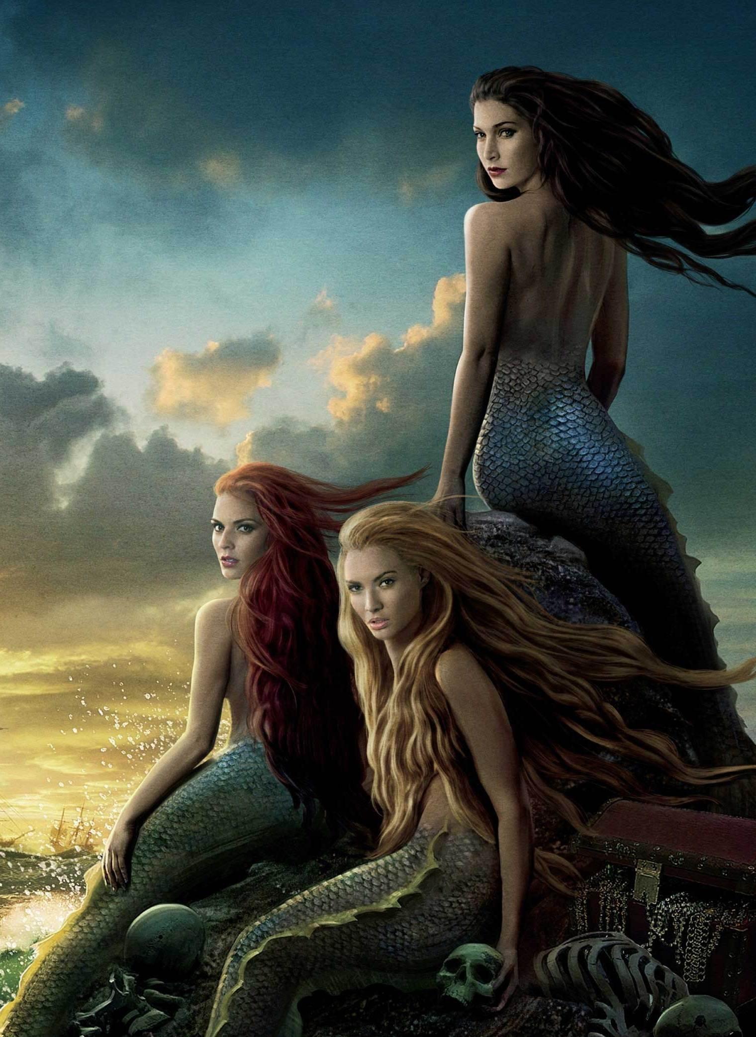 Origins of A Mermaid and a Magic Comb