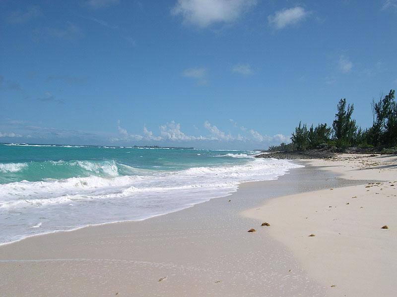 Long Beach Abaco Bahamas