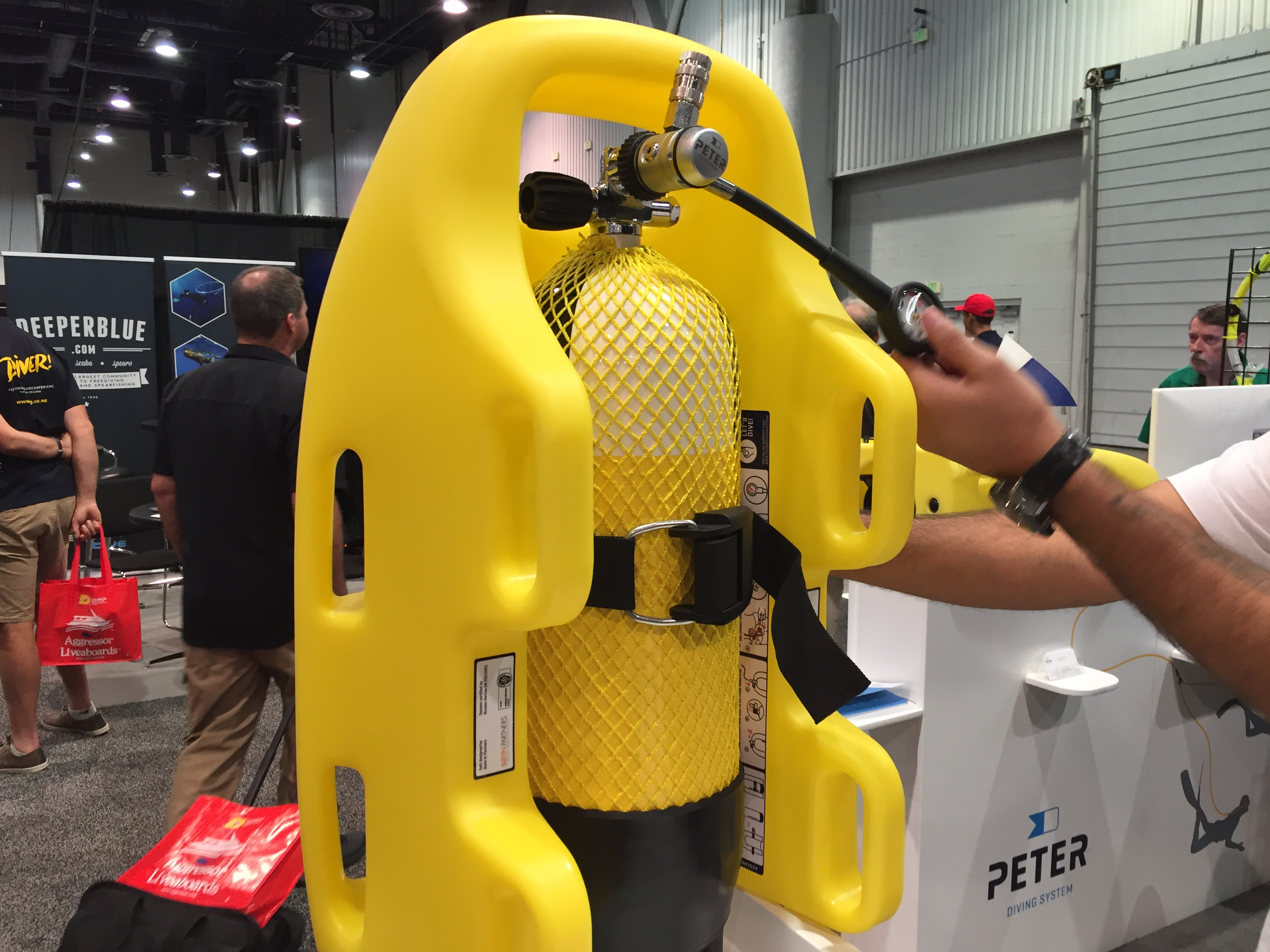 The Peter Diving System | MaduroDive Blog